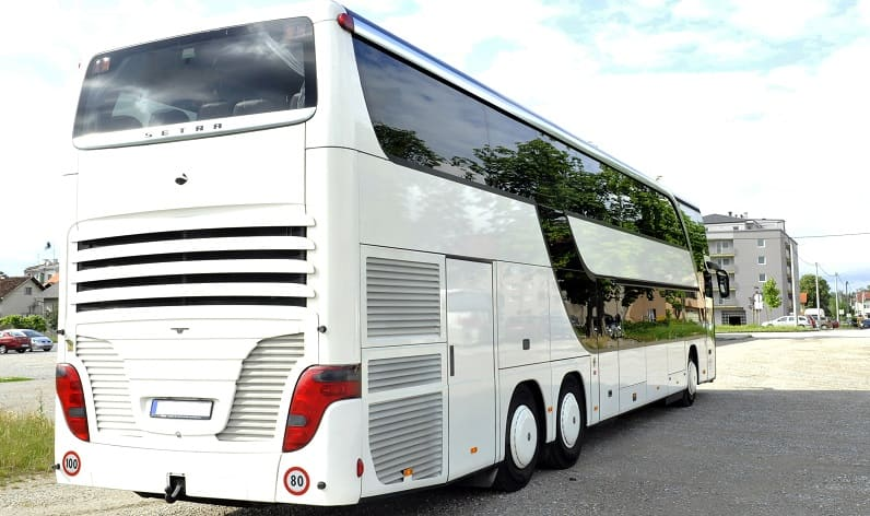 Leinster: Bus charter in Mullingar in Mullingar and Ireland