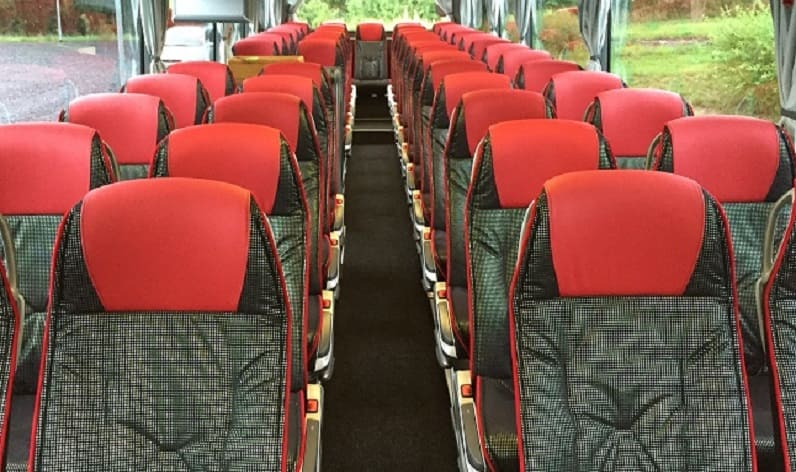 United Kingdom: Coaches rent in United Kingdom in United Kingdom and England